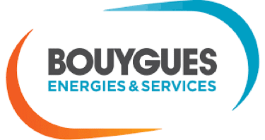 Bouygues Energies Services Logo